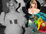 taylor swift teletubbies