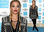 29 October 2015. The Unicef UK Halloween Ball held at One Mayfair, 13 North Audley Street, London. Here: Rita Ora. Credit: GoffPhotos.com for Unicef UK   Ref: KGC-03