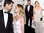 HOLLYWOOD, CA - OCTOBER 29: Actors Joshua Jackson (L) and Diane Kruger attend amfAR's Inspiration Gala Los Angeles at Milk Studios on October 29, 2015 in Hollywood, California.  (Photo by Jason Merritt/Getty Images for amfAR)