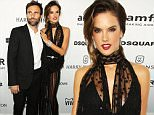 Mandatory Credit: Photo by REX Shutterstock (5328363k)\n Jamie Mazur and Alessandra Ambrosio\n amfAR Inspiration Gala, Los Angeles, America - 29 Oct 2015\n \n