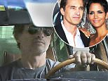 Olivier Martinez leaves Halle Berry's house in a vintage BMW less than 10 minutes after arriving. It has been reported this week that the couple have split up and have filed for divorce. \n\nPictured: Olivier Martinez\nRef: SPL1163721  281015  \nPicture by: Deano / Splash News\n\nSplash News and Pictures\nLos Angeles: 310-821-2666\nNew York: 212-619-2666\nLondon: 870-934-2666\nphotodesk@splashnews.com\n