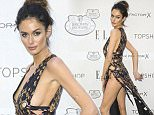 CELEBRITIES AND FASHIONISTAS ATTEND THE ELLE STYLE AWARDS, HELD AT THE MINT IN SYDNEY\n29 October 2015\n�MEDIA-MODE.COM