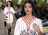 Mandatory Credit: Photo by Stephen Coke/REX Shutterstock (5333382a)  Neelam Gill  BlinkBrowBar event, London, Britain - 30 Oct 2015