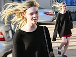 Elle Fanning at Barneys in Beverly Hills.\n\nPictured: elle fanning\nRef: SPL1163767  291015  \nPicture by: Splash News\n\nSplash News and Pictures\nLos Angeles: 310-821-2666\nNew York: 212-619-2666\nLondon: 870-934-2666\nphotodesk@splashnews.com\n
