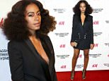 H&M STORE OPENING SYDNEY\nSOLANGE KNOWLES\n29 October 2015\n©MEDIA-MODE.COM