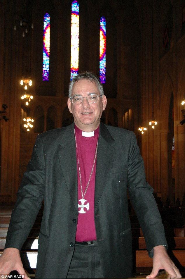 Archbishop Phillip Aspinall said he supported the calls for the Homosexual Advance Defence to be removed