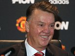 MANCHESTER, ENGLAND - OCTOBER 30:  (EXCLUSIVE COVERAGE)  Manager Louis van Gaal of Manchester United speaks during a press conference at Aon Training Complex on October 30, 2015 in Manchester, England.  (Photo by John Peters/Man Utd via Getty Images)