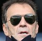 Massimo Cellino during the Sky Bet Championship match between Bolton Wanderers and Leeds United played at The Macron Stadium on October 24th 2015