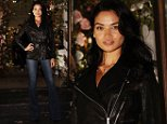 NEW YORK, NY - OCTOBER 29:  Shanina Shaik attends the Club Monaco Flagship Store Anniversary Event at Club Monaco Fifth Avenue on October 29, 2015 in New York City.  (Photo by Daniel Zuchnik/Getty Images)
