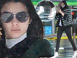 EXCLUSIVE: Kendall Jenner walks the smile Restaurant in soho in the rain in silver shone in nyc\n\nPictured: Kendall Jenner \nRef: SPL1163578  281015   EXCLUSIVE\nPicture by:  @JDH Imagez / Splash News\n\nSplash News and Pictures\nLos Angeles: 310-821-2666\nNew York: 212-619-2666\nLondon: 870-934-2666\nphotodesk@splashnews.com\n