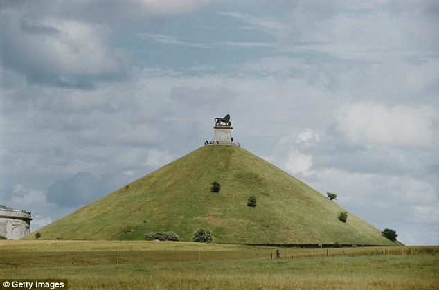 Brandt was killed most likely between 1pm and 4pm at Lion Hill which now stands as a monument to the dead