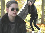 Kristen Stewart films a scene for her upcoming movie 'Personal Shopper' at Bois de Boulogne\nFeaturing: Kristen Stewart\nWhere: Paris, France\nWhen: 30 Oct 2015\nCredit: WENN.com\n**Not available for publication in France, Belgium, Spain, Italy**