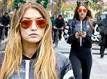 Victoria Secret model Gigi Hadid seen going for a lunch on Saturday afternoon in New York City, USA.\n\nPictured: Gigi Hadid\nRef: SPL1166079  311015  \nPicture by: TMNY / Splash News\n\nSplash News and Pictures\nLos Angeles: 310-821-2666\nNew York: 212-619-2666\nLondon: 870-934-2666\nphotodesk@splashnews.com\n