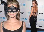 HOLLYWOOD, CA - OCTOBER 30:  Actress AnnaLynne McCord attends the Third Annual UNICEF Black & White Masquerade Ball presented by UNICEF Next Generation at Hollywood Forever on October 30, 2015 in Hollywood, California.  (Photo by David Livingston/Getty Images)