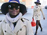 Lupita Nyong'o arrives at the Public Theater for her show in NYC\n\nPictured: Lupita Nyong'o\nRef: SPL1165406  311015  \nPicture by: Jackson Lee/Splash\n\nSplash News and Pictures\nLos Angeles: 310-821-2666\nNew York: 212-619-2666\nLondon: 870-934-2666\nphotodesk@splashnews.com\n