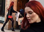HELEN FLANAGAN SEEN SHOPPING IN BIRMINGHAM WITH HER DAUGHTER MATILDA DRESSED AS A BAT FOR HALLOWEEN \\n\\n***iCelebTV.com***  \\n\\n***EXC ALL ROUND***\\n\\n