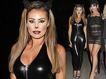 Picture Shows: Jess Wright, Jessica Wright, Ferne McCann  October 31, 2015\n \n 'The Only Way Is Essex' stars Jessica Wright and Ferne McCann seen in their Halloween costumes while catching a cab for a night out in London, England.\n \n Exclusive All Rounder\n WORLDWIDE RIGHTS\n Pictures by : FameFlynet UK © 2015\n Tel : +44 (0)20 3551 5049\n Email : info@fameflynet.uk.com