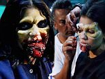 Kylie Jenner becomes a zombie for Tyga's new video Dope'd Up