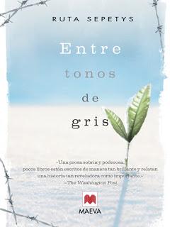 resumen del libro entre tonos de gris
