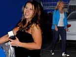 Bindi Irwin, Terri Irwin and Derek Hough at the Dancing with the Stars rehearsal Studio in West Hollywood for tanning  \n\nPictured: Bindi Irwin, Terri Irwin and Derek Hough\nRef: SPL1167382  021115  \nPicture by: Splash News\n\nSplash News and Pictures\nLos Angeles: 310-821-2666\nNew York: 212-619-2666\nLondon: 870-934-2666\nphotodesk@splashnews.com\n