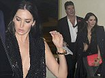 1 Nov 2015 - LONDON  - UK  CELEBRITYS JUDGES AND PERFORMERS PICTURED LEAVING FOUNTAIN STUDIOS   BYLINE MUST READ : XPOSUREPHOTOS.COM  ***UK CLIENTS - PICTURES CONTAINING CHILDREN PLEASE PIXELATE FACE PRIOR TO PUBLICATION ***  **UK CLIENTS MUST CALL PRIOR TO TV OR ONLINE USAGE PLEASE TELEPHONE   44 208 344 2007 **