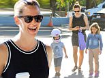 Picture Shows: Samuel Affleck, Jennifer Garner, Seraphina Affleck  November 01, 2015\n \n Newly single actress and busy mom, Jennifer Garner is spotted at a farmer's market in Pacific Palisades, California with her children. Jennifer is handling all of the parenting duties while her estranged husband Ben Affleck is out of state filming.\n \n Non-Exclusive\n UK RIGHTS ONLY\n \n Pictures by : FameFlynet UK © 2015\n Tel : +44 (0)20 3551 5049\n Email : info@fameflynet.uk.com