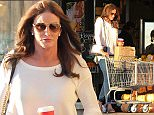 UK CLIENTS MUST CREDIT: AKM-GSI ONLY EXCLUSIVE: Malibu, CA - Caitlyn Jenner steps out for some Sunday shopping at the Trancas Country Market Shopping Center in Malibu. The reality star stopped for a hot cup of coffee at Starbucks before heading to Pavilions for a few items. Caitlyn bumped into a gal pal and had a brief chat before going about her afternoon in Malibu.  Pictured: Caitlyn Jenner Ref: SPL1167166  011115   EXCLUSIVE Picture by: AKM-GSI / Splash News