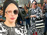 Lady Gaga steps out wearing an eye patch and a black and white jump suit while leaving her apartment in New York City.\n\nPictured: lady gaga\nRef: SPL1164455  021115  \nPicture by: Turgeon-Rocke / Splash News\n\nSplash News and Pictures\nLos Angeles: 310-821-2666\nNew York: 212-619-2666\nLondon: 870-934-2666\nphotodesk@splashnews.com\n