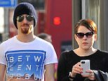 EXCLUSIVE Isabella Cruise enjoys a walk in the sunshine with her husband Max Parker. The newly married couple looked like they didn't have a care in the world as they enjoyed the sunshine in north London. 31 October 2015. Please byline: Vantagenews.com