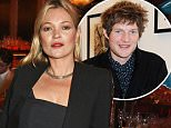 LONDON, ENGLAND - OCTOBER 08:  Kate Moss attends the launch of Sexy Fish, London in Berkeley Square on October 8, 2015 in London, England.  \nPic Credit: Dave Benett