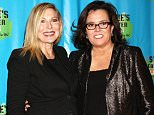 NEW YORK, NY - NOVEMBER 02:  Rosie O'Donnell and Tatum O'Neal attend Rosie's Theater Kids' 12th Annual Gala Celebration at The New York Marriott Marquis on November 2, 2015 in New York City.  (Photo by Laura Cavanaugh/Getty Images)