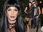 LOS ANGELES, CA - OCTOBER 30:  Cindy Crawford and Rande Gerber arrive at the Casamigos Tequila Halloween Party on October 30, 2015 in Los Angeles, California.  (Photo by Jesse Grant/Getty Images)