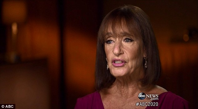 Remini's mother Vicky brought the family into Scientology, but said she had no problem leaving when her daughter did