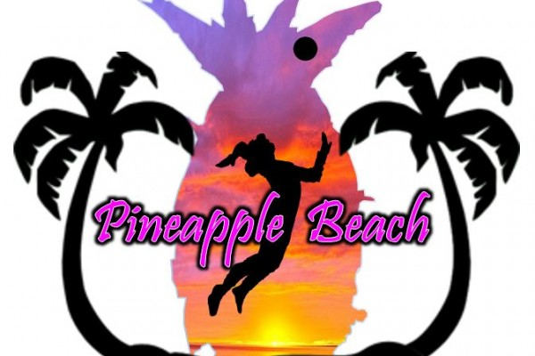 pineapple beach logo