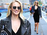 Candice Swanepoel out and about in NYC wearing a little black dress LBD\n\nPictured: Candice Swanepoel\nRef: SPL1168580  031115  \nPicture by: Jackson Lee/Splash\n\nSplash News and Pictures\nLos Angeles: 310-821-2666\nNew York: 212-619-2666\nLondon: 870-934-2666\nphotodesk@splashnews.com\n