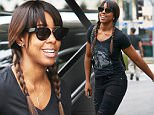 *** Fee of £100 applies for subscription clients to use images before 22.00 on 031115 ***\nEXCLUSIVE ALLROUNDERKelly Rowland seen leaving Bristol Farms\nFeaturing: Kelly Rowland\nWhere: Los Angeles, California, United States\nWhen: 02 Nov 2015\nCredit: WENN.com