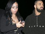 Drake girlfriend arrives to Kendall Jenners birthday party!\n\nPictured: Drake Girlfriend\nRef: SPL1168243  031115  \nPicture by: Holly Heads LLC / Splash News\n\nSplash News and Pictures\nLos Angeles: 310-821-2666\nNew York: 212-619-2666\nLondon: 870-934-2666\nphotodesk@splashnews.com\n