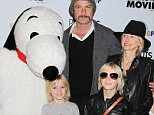 Mandatory Credit: Photo by Startraks Photo/REX Shutterstock (5333870n)  Liev Schreiber,Naomi Watts, Samuel Kai Schreiber, Alexander Pete Schreiber with Snoopy  'The Peanuts Movie' film screening, New York, America - 01 Nov 2015  20th Century Fox with Build-A-Bear workshop Host a special screening of 'The Peanuts Movie'