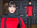 PARIS, FRANCE - NOVEMBER 03:  Daisy Lowe attends the BALMAIN x H&M Paris Launch Party on November 3, 2015 in Paris, France.  (Photo by Dominique Charriau/WireImage)