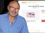 DEERFIELD BEACH FL - JUNE 20: Phil Collins attends the Little Dreams Foundation auditions at Markee Studios on June 20, 2015 in Deerfield Beach, Florida. (Photo by Larry Marano/Getty Images)