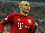 Football - Bayern Munich v Arsenal - UEFA Champions League Group Stage - Group F - Allianz Arena, Munich, Germany - 4/11/15  Arjen Robben celebrates after scoring the fourth goal for Bayern Munich  Action Images via Reuters / John Sibley  Livepic  EDITORIAL USE ONLY.