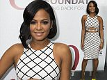 """LOS ANGELES, CA - NOVEMBER 03:  Actress Christina Milian attends SAG Foundation's """"Conversations"""" series screening of """"Grandfathered"""" at SAG Foundation Actors Center on November 3, 2015 in Los Angeles, California.  (Photo by Vincent Sandoval/Getty Images)"""