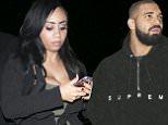 Drake girlfriend arrives to Kendall Jenners birthday party!\n\nPictured: Drake Girlfriend\nRef: SPL1168243  031115  \nPicture by: Holly Heads LLC / Splash News\n\nSplash News and Pictures\nLos Angeles: 310-821-2666\nNew York: 212-619-2666\nLondon: 870-934-2666\nphotodesk@splashnews.com\n