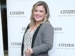 NEW YORK, NY - NOVEMBER 03:  Kelly Clarkson attends Citizen Watch Company's New York Corporate Offices Grand Opening at Citizen Watch Company Corporate Offices on November 3, 2015 in New York City.  (Photo by Rob Kim/Getty Images)