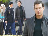 Picture Shows: Tom Cruise  November 04, 2015\n \n Actor Tom Cruise films scenes for 'Jack Reacher: Never Go Back' in New Orleans, Louisiana.\n \n Tom was seen kicking a soccer ball with young background actors in between takes.\n \n Non Exclusive\n UK RIGHTS ONLY\n \n Pictures by : FameFlynet UK © 2015\n Tel : +44 (0)20 3551 5049\n Email : info@fameflynet.uk.com
