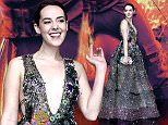 BERLIN, GERMANY - NOVEMBER 04:  Actress Jena Malone attends the world premiere of the film 'The Hunger Games: Mockingjay - Part 2' at CineStar on November 4, 2015 in Berlin, Germany.  (Photo by Andreas Rentz/Getty Images)