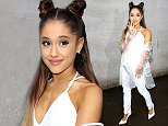 Mandatory Credit: Photo by Beretta/Sims/REX Shutterstock (5343430l)  Ariana Grande  Ariana Grande out and about, London, Britain - 04 Nov 2015