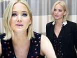 eURN: AD*186750543  Headline: 'The Hunger Games: Mockingjay Part 2' film press conference, Berlin, Germany - 03 Nov 2015 Caption: Mandatory Credit: Photo by Action Press/REX Shutterstock (5340020c)  Jennifer Lawrence  'The Hunger Games: Mockingjay Part 2' film press conference, Berlin, Germany - 03 Nov 2015    Photographer: Action Press/REX Shutterstock Loaded on 03/11/2015 at 18:54 Copyright: REX FEATURES Provider: Action Press/REX Shutterstock  Properties: RGB JPEG Image (25476K 872K 29.2:1) 3088w x 2816h at 300 x 300 dpi  Routing: DM News : GeneralFeed (Miscellaneous) DM Showbiz : SHOWBIZ (Miscellaneous) DM Online : Online Previews (Miscellaneous), CMS Out (Miscellaneous)  Parking: