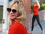 LOS ANGELES, CA - NOVEMBER 03: Melanie Griffith seen out and about on November 03, 2015 in Los Angeles, California. PHOTOGRAPH BY Barcroft Media UK Office, London. T +44 845 370 2233 W www.barcroftmedia.com USA Office, New York City. T +1 212 796 2458 W www.barcroftusa.com Indian Office, Delhi. T +91 11 4053 2429 W www.barcroftindia.com
