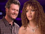 ¿The Voice¿  It was the last night of The Knock Out rounds as the coaches filled their teams in advance of the Live Playoffs that start next Monday. Rihanna was an advisor to all the teams. The coaches are Adam Levine, Blake Shelton, Pharrell Williams and Gwen Stefani. The host is Carson Daly.